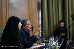 جلسه شورای شهر