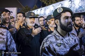 بازگشت پیکر شهید حججی به ایران