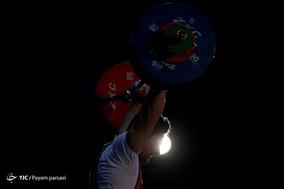 هفته دوم مسابقات لیگ وزنه برداری