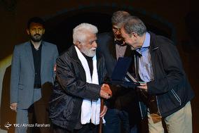 گردهمایی سالمندان با حضور شهردار تهران