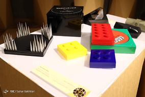 دومین نمایشگاه دو سالانه آثار طراحان بسته بندی کشور