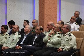 نشست مشترک فرماندهان نیروی انتظامی با شهردار