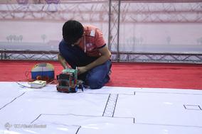 اولین همایش ملی روباتیک پلیس راهور ناجا - روبو راهور