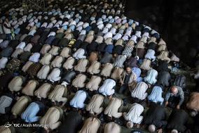 نماز جمعه تهران به امامت آیت الله موحدی کرمانی