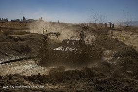 مسابقات آفرود در همدان