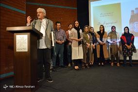 آیین اختتامیه دومین دوسالانه آثار طراحان بسته بندی کشور، عصر امروز با حضور هنرمندان مهمان از کشورهای خارجی و با معرفی برگزیدگان در محل خانه هنرمندان ایران برگزار شد.