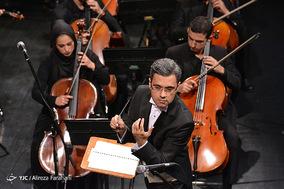 کنسرت نینوا ارکستر ملی ایران