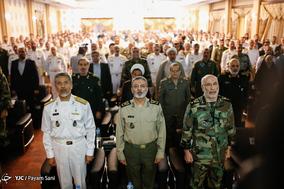 مراسم تکریم و معارفه فرمانده نیروی دریایی ارتش