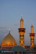 عزاداری اربعین حسینی در بین الحرمین کربلا