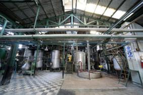 بازدید هیئت تجاری اروپا از کارخانه مارگارین