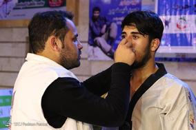 هفته دوم لیگ برتر تکواندو