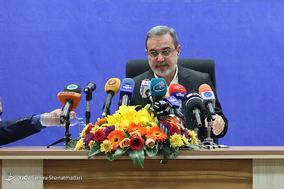 اولین نشست خبری وزیر آموزش و پرورش