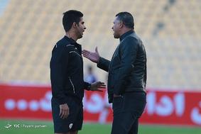 فینال جام شهدا - دیدار تیمهای سایپا و تراکتورسازی