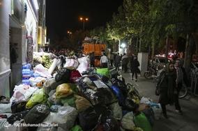 ارسال کمک های مردمی اصفهان به زلزله زدگان غرب کشور