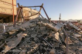 سر پل ذهاب؛ دو روز پس از زلزله