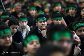 همایش خدام الجواد (ع) ویژه دانش آموزان در حرم مطهر رضوی