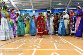 دومین دوره مسابقات بازی های بومی و محلی بانوان در شیراز