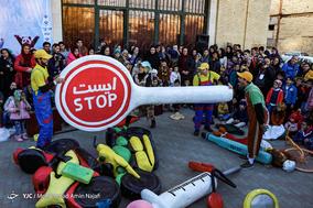آخرین روز بیست و چهارمین جشنواره بین المللی تئاتر کودک در همدان