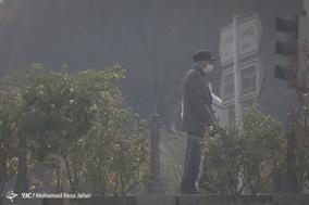 تداوم آلودگی در هوای اصفهان