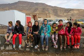 مراسم افتتاح منازل مسکونی نوساز در مناطق زلزله زده کرمانشاه