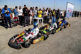 چهارمین دوره مسابقات فرمولا دریفت قهرمانی کشور در اهواز
