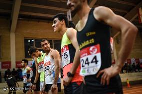 مسابقات دو و میدانی قهرمانی کشور