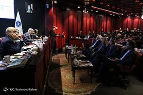 نشست مشترک فعالان حوزه اقتصاد سلامت با وزیر بهداشت