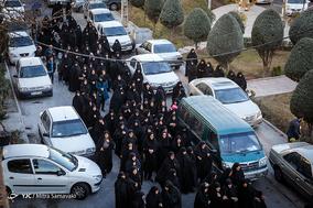 تشییع پیکر مطهر شهید حاج محمد قبادی