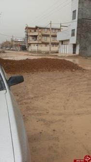 شهروندخبرنگار لرستان؛ نگاهی به وضعیت اسفناک خیابانها در کوهدشت + فیلم و تصاویر