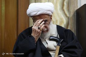 مراسم گرامیداشت چهلم آیت الله حائری شیرازی