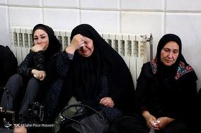 مراسم گرامیداشت جانباختگان سانحه نفتکش سانچی در شیراز