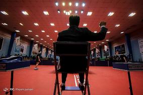 مسابقات انتخابی تیم ملی تنیس روی میز
