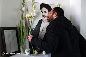 خانه پدری امام خمینی(ره) در شهر خمین