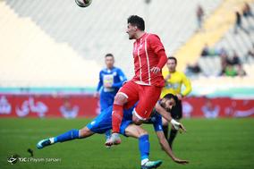 دیدار تیمهای فوتبال استقلال و سپیدرود رشت