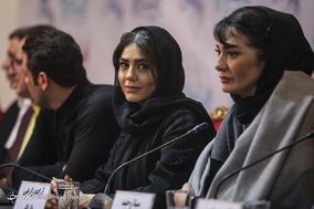 نشست خبری فیلم هایلایت - روز هفتم جشنواره فیلم فجر