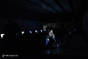 نشست خبری فیلم دارکوب - روز هشتم جشنواره فیلم فجر