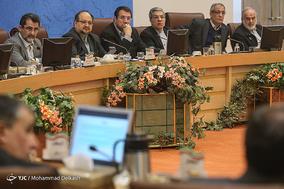 جلسه کارگروه تخصصی حوزه تولید و تجارت استانها