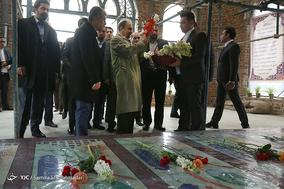 مراسم افتتاح و بهره برداری از 33 پروژه اجتماعی، فرهنگی، عمرانی، ترافیکی و فضای سبز منطقه 17