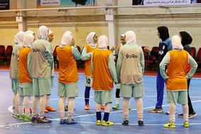 اردوی تیم ملی فوتسال بانوان
