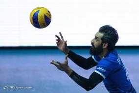 دیدار تیمهای والیبال پیکان و شهرداری ورامین