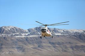 عملیات جستجو در منطقه سقوط هواپیمای ATR72 آسمان