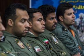 افتتاح رمپ و باند پروازی هوانیروز در گروه 99 پدافند هوایی نیروی زمینی ارتش