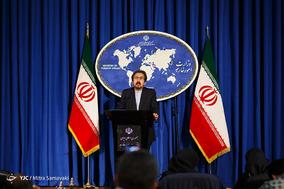 نشست خبری سخنگوی وزارت خارجه -۲۷ فروردین ۱۳۹۷