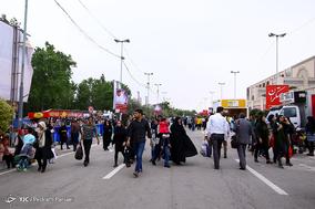 پنجمین روز نمایشگاه بین المللی کتاب تهران