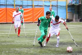 دوازدهمین دوره مسابقات فوتبال قطع عضو جانبازان و معلولین قهرمانی کشور