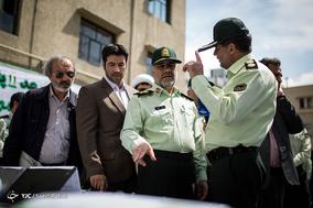 رعد یازدهم پلیس پایتخت