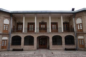 بازدید خبرنگاران از اماکن تاریخی منطقه چهار تهران