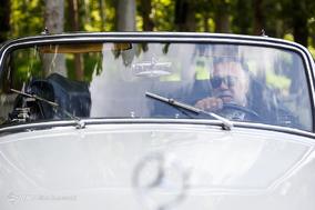 رژه خودروهای کلاسیک در تهران
