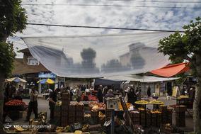 بازار محلی شفت - گیلان