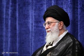 دیدار مسئولان و کارگزاران نظام با مقام معظم رهبری